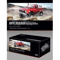 Off road racing series pickup trucks climbing thumbnail image