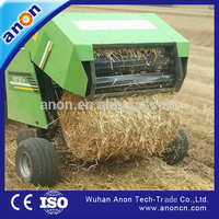 ANON small round hay baler machine thumbnail image