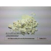 4-Chlorodehydromethyltestosterone thumbnail image