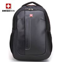SWISSWIN Army Knife Computer Backpack fashion business casual men backpack travel backpack thumbnail image