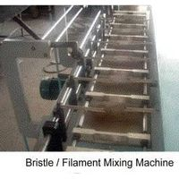 Bristles Filament mixing machine