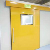 Hospital Hermetic Automatic Sliding DoorHospital Automatic Steel Cleanroom Door thumbnail image