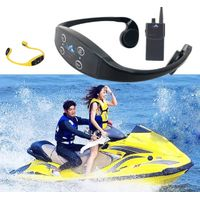 water sport Swimmer coaching radio swimming bone conduction headphone