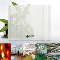 Anti-corrosion Lighting Gel Coat FRP Sheet