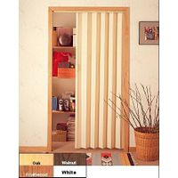 PVC accordion folding door