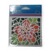 3D decoration flower sticker