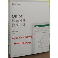 Genuine Original Office 2019 Pro Plus/HB Coa Sticker 100% Online License Product