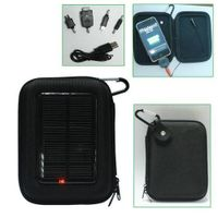 Solar charger bag with speake thumbnail image