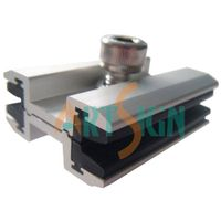 Solar mid clamp / end clamp / solar thin film clamps thumbnail image