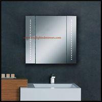 Medicine mirror cabinets