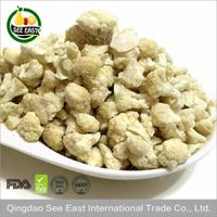 Freeze Dried Cauliflower chunks