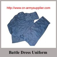 Camouflage Army Military Battle Dress Uniform BDU