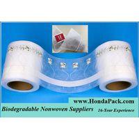 160mm PLA Mesh Pyramid Tea Bag Packing Material in Roll thumbnail image