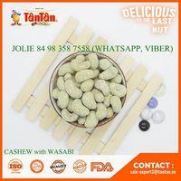 WASABIA/ MUSTARD CASHEW Vietnam Origin (Tan Tan, Jolie 84983587558)
