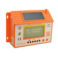 12v/24v solar charge controller favorable price 20a China Hanfong