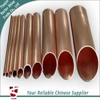 C12200 Pancake Coil Copper Pipe for refrigeration