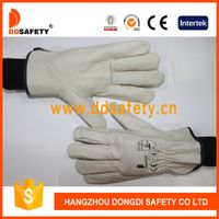 Cow Leather Glove-DLD212