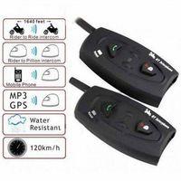 Two way talking 500m Motorbike Bluetooth Intercom