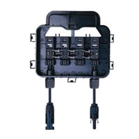 Junction boxes for solar cell