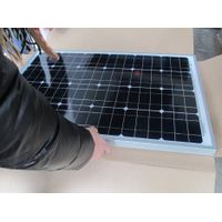 Hot! CE&TUV Mono Solar Panels 50W Made-in China