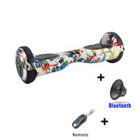 6.5 inch Two Wheels Hoverboard Electric Smart Self Balancing Scooter thumbnail image