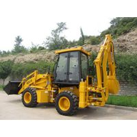 China brandnew backhoe loader 4WD sideshift for sale