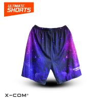 X-COM Full Color Custom Sublimation Men/Women's Quickdry Sports Shorts