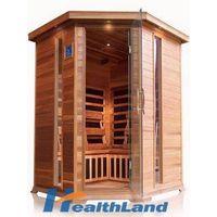 3-4 person FIR sauna thumbnail image