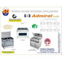 Admiral Freestanding cooker AG-309EXS 80X60X85CM thumbnail image