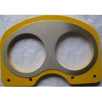 IHI Concrete Pump Spare Parts Wear Plate and Cutting Ring thumbnail image