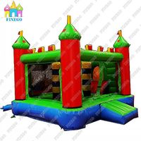 Children Magic Moonwalk Inflatable Jumping Bouncer
