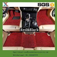 PVC coil vinyl loop 3M Nomad Scraper Matting 3d rubber car mat PVC coil mat