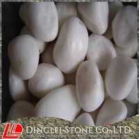Pebbles White Cobbles Landscaping stone