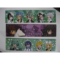 Cartoon portait card for game thumbnail image