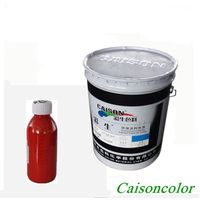 Pigment paste or dyes paste ink for digital printing