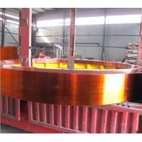 High quality OEM Rotary kiln Riding Ring for cement lines