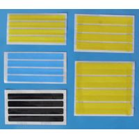 yellow,blue,black four splice Tape