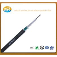 central loose tube outdoor cable/cheap optical cabel soft flexible fiber cable thumbnail image