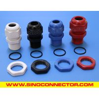 Waterproof Wire Cable Glands / Watertight Cable Gland Connectors / Liquidtight Cord Grip Connectors
