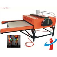 Automatic double stations sublimation heat transfer printing machine thumbnail image