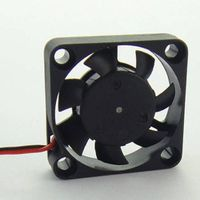 3v 3.3v 30mm dc micro brushless fan 30mmx30mmx7mm axial mini cooling fan
