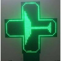 LED pharmacy cross display thumbnail image