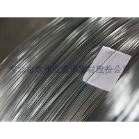 hot-dip galvanized steel wire with 1.5 to 4.8mm diameters and 50 to 350g zinc coating