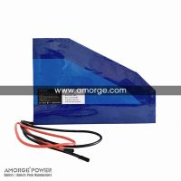 Amorge lithium battery pack 96v 40Ah for ebike