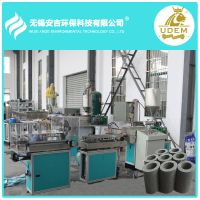 Dust free 2016 CTO active carbon block filter cartridge making machine