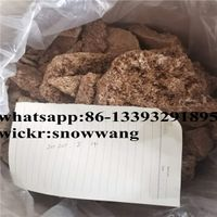 China supplier eutylone brown big crystal wickr:snowwang thumbnail image