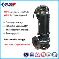 WQ Series Submersible Sewage Pump 80WQ45-50-15