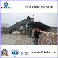 Automatic  Hydraulic Paper Baling Machine (HFA13-20)
