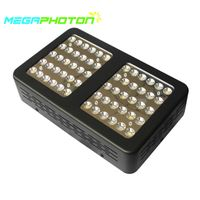 Full spectrum high PAR Value good heat dissipation 300W LED GROW LIGHT with fan thumbnail image