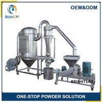 Chemical powder crusher machine Ultra-fine powder vibration pulverizer Pulse dust